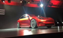 Spy Report: All the Best Photos of the Tesla Model 3 So Far