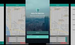 Route Recon - The Future of Navigation Apps